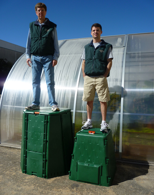 incredibly durable composters