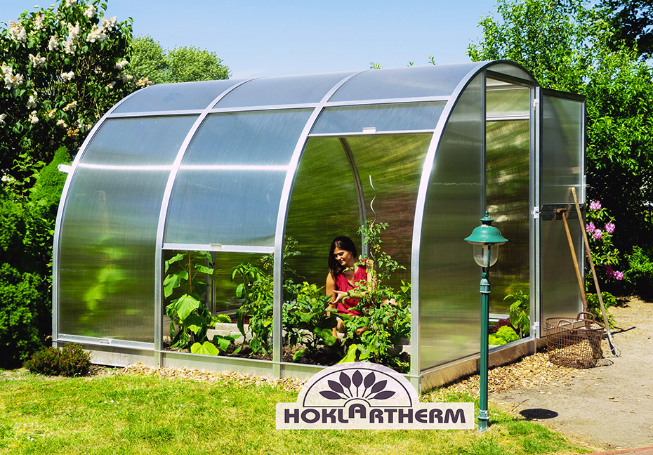 Holartherm Arcus Greenhouse