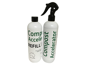 Compost Accelerator Spray