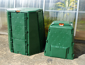 AeroQuick Composter in three sizes