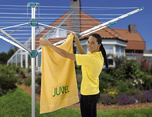 Nova Plus 500 Lift Clothesline by Juwel