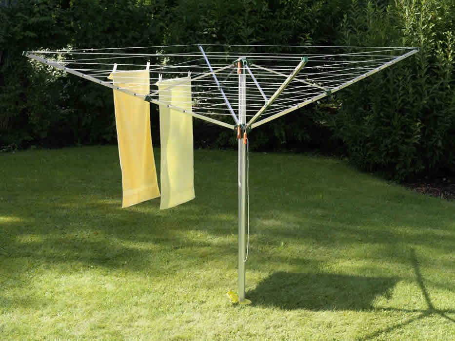 Comfort Plus 500 Rotary Clothes Dryer 2
