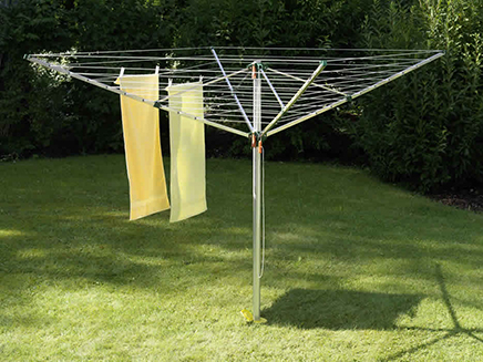 Comfort plus 600 rotary clothes dryer 2