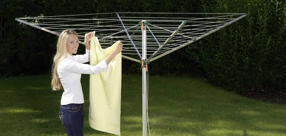 Juwel Comfort Plus 600 Rotary Clothes Dryer graphic