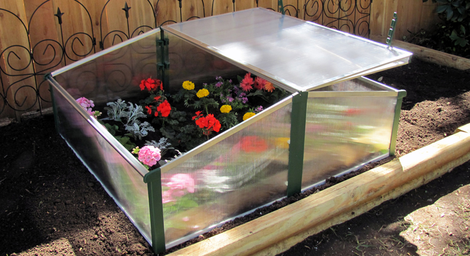 Juwel Double Cold Frame
