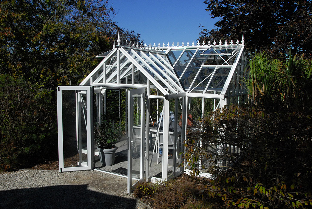 EOS Royal Antique  Greenhouse