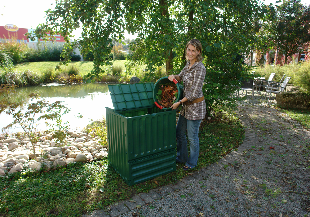 Eco King 400 Composter