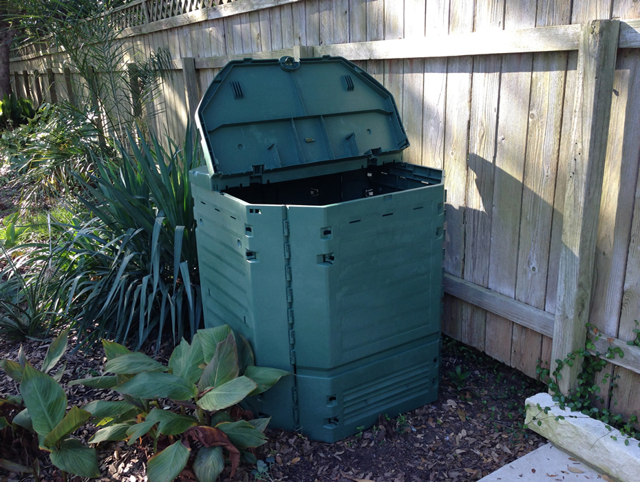 Compost Bin Thermo King 900