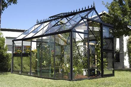 Jr victorian Greenhouse 24s