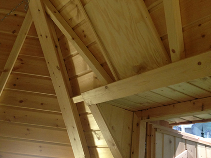 Roof beams