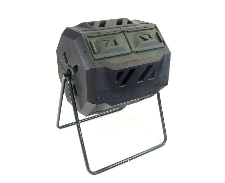 Affordable Mr. Spin Compost Tumbler