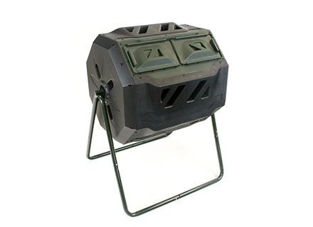 compost tumbler knock out image