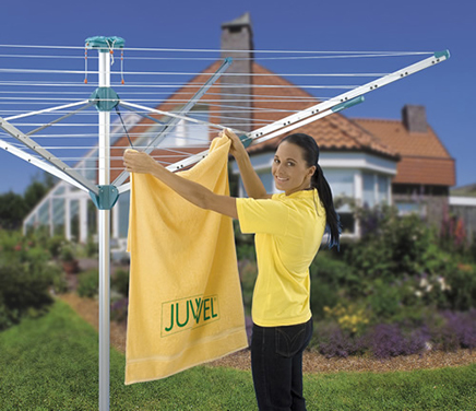 Nova plus rotary clothes dryer 1