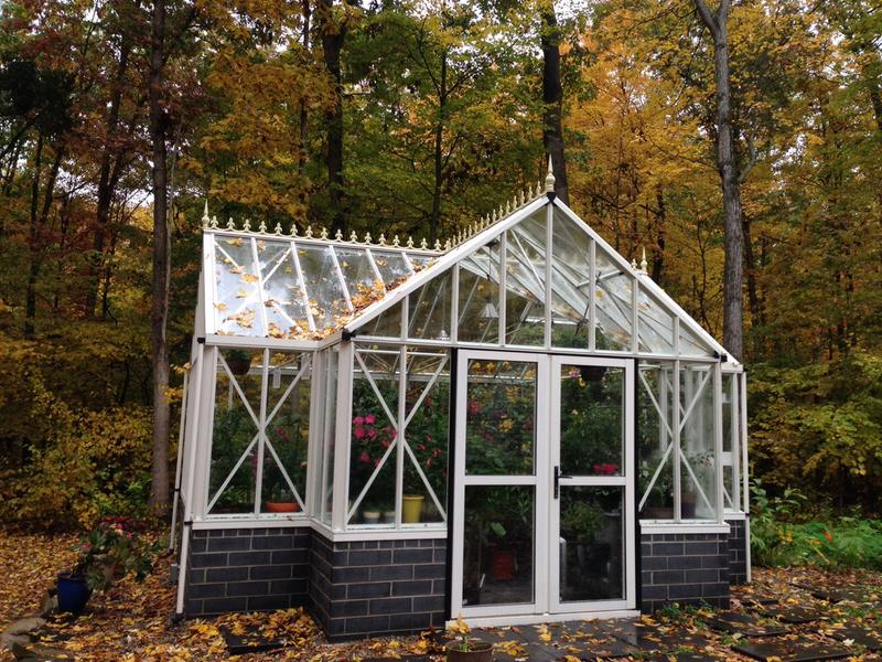 Massoud antique orangerie greenhouse 1
