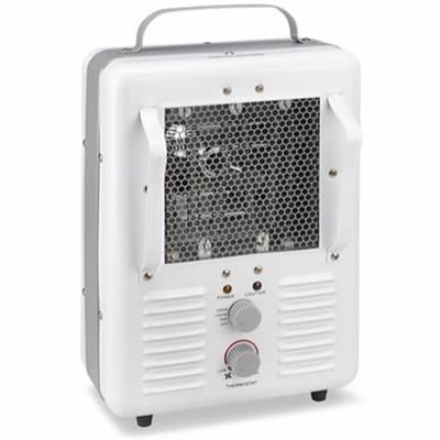 Portable Milkhouse Heater